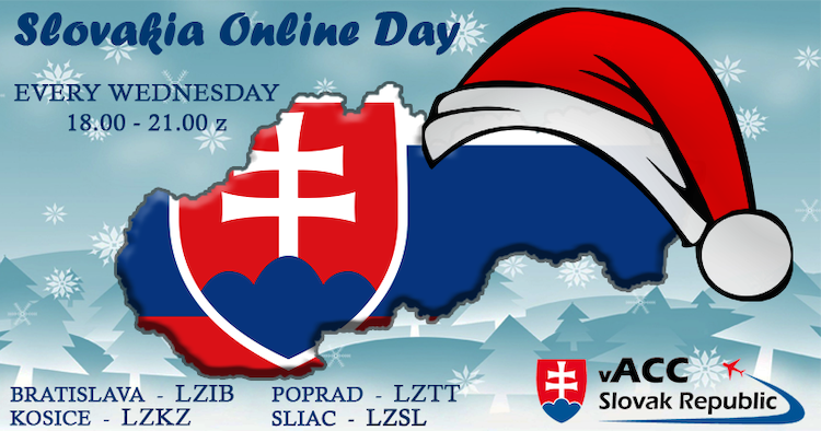 vACC Slovakia Online Day